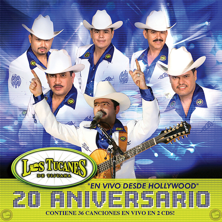 20 Aniversario - En Vivo Desde Hollywood