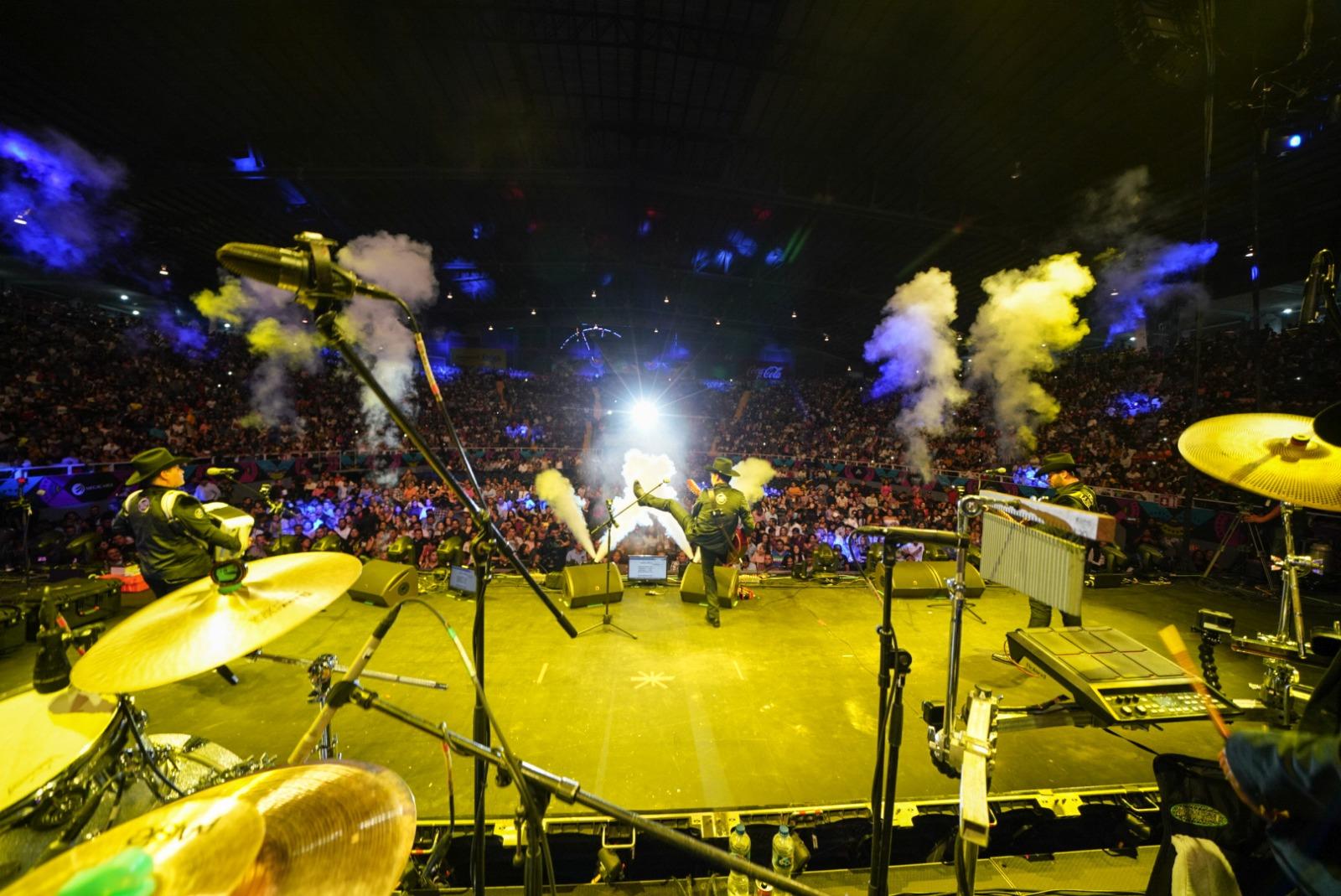 Fiestas de Octubre - Guadalajara, JAL.
