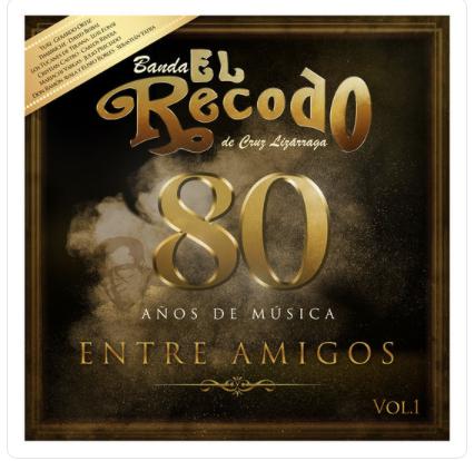 Banda El Recodo   80 Aniversario