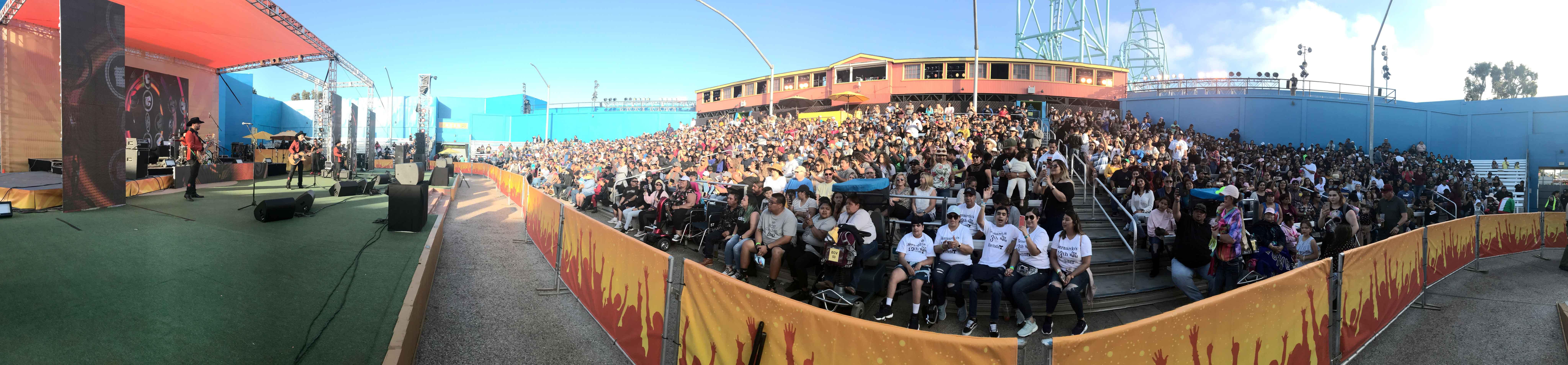 Viva La Música - SeaWorld, San Diego, CA.