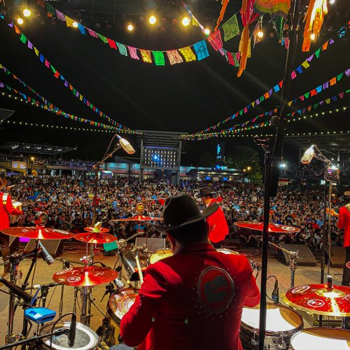 SOLD OUT -  Mexican Fiesta de Milwaukee, WI.