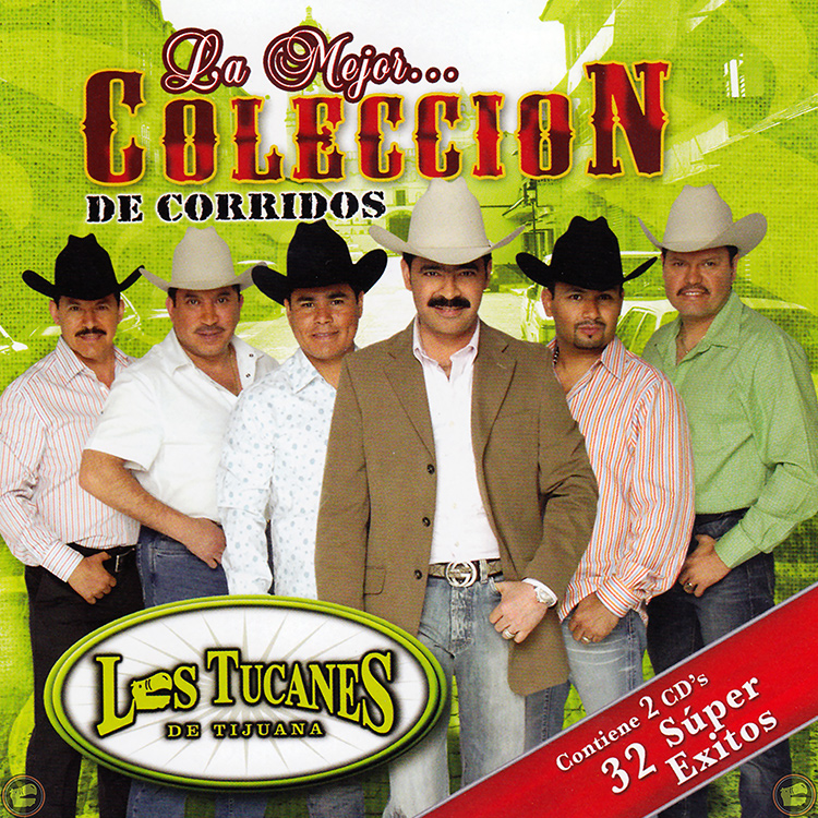 La Mejor Colección de Corridos (2 CD)